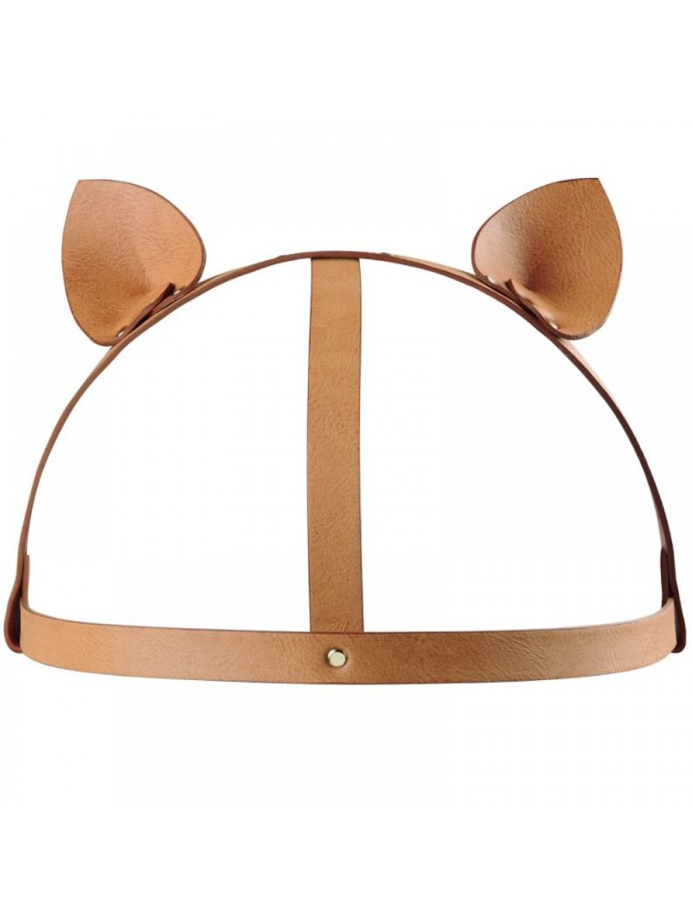 BIJOUX INDISCRETS MAZE CAT EARS HEADPIECE BROWN 8436562011666