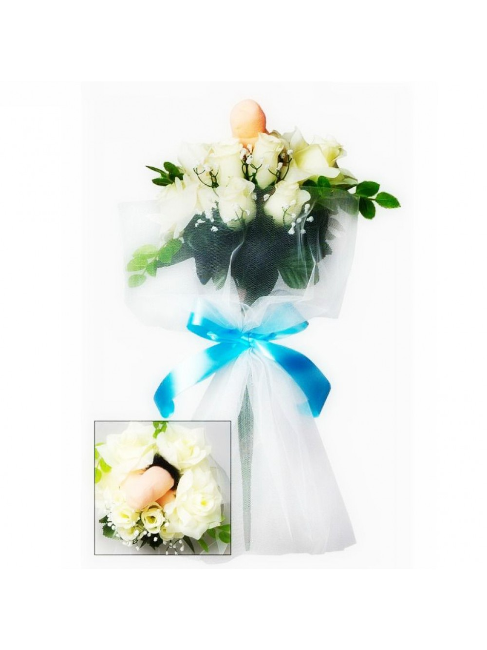 BRIDAL BOUQUET FOR GIRL DICK 8435082719540