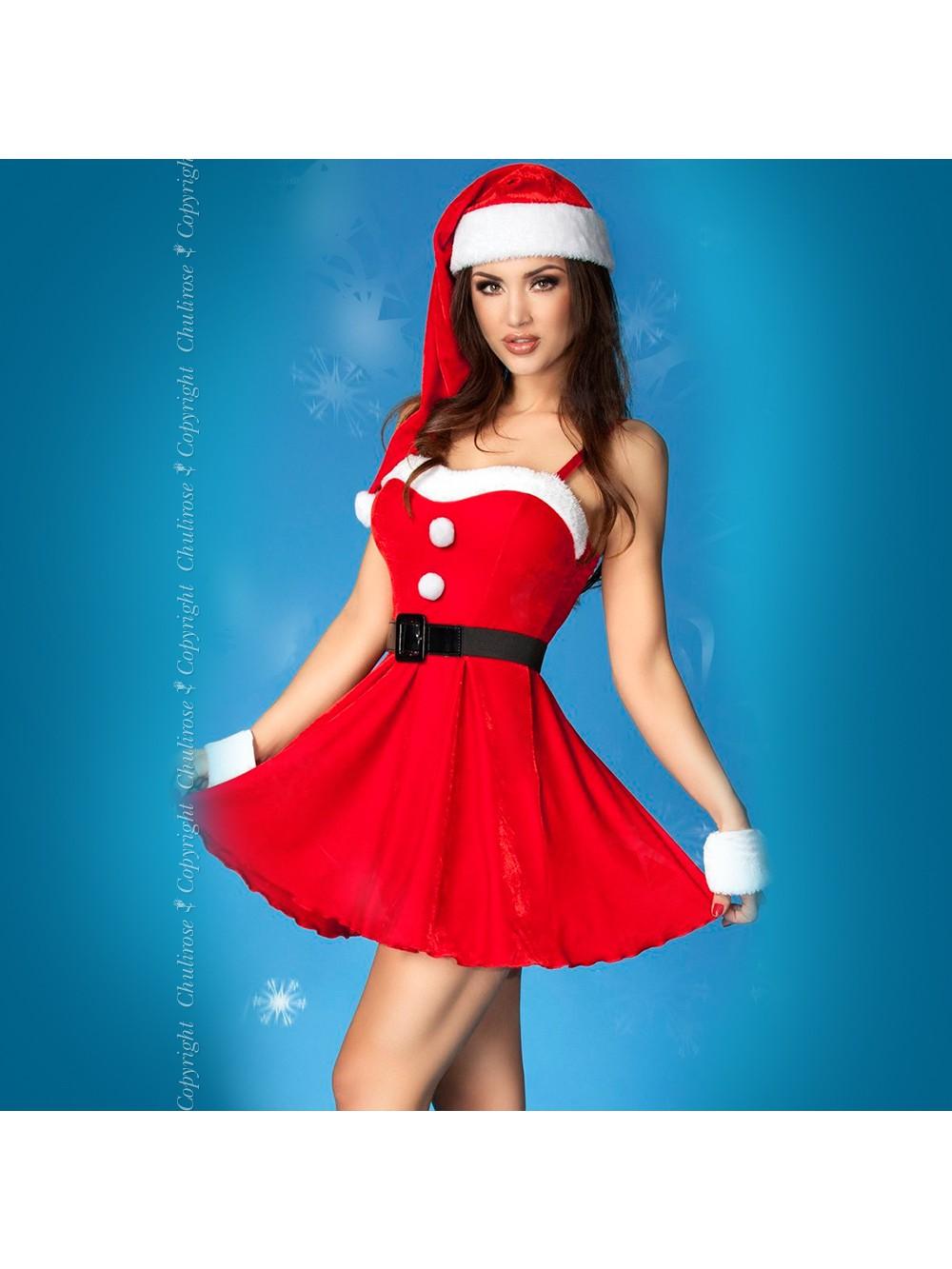 CHRISTMAS COSTUME CR-3718 5902014020287