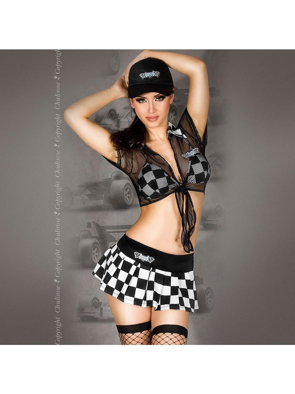 RACING GIRL COSTUME CR-3326 5902012009369
