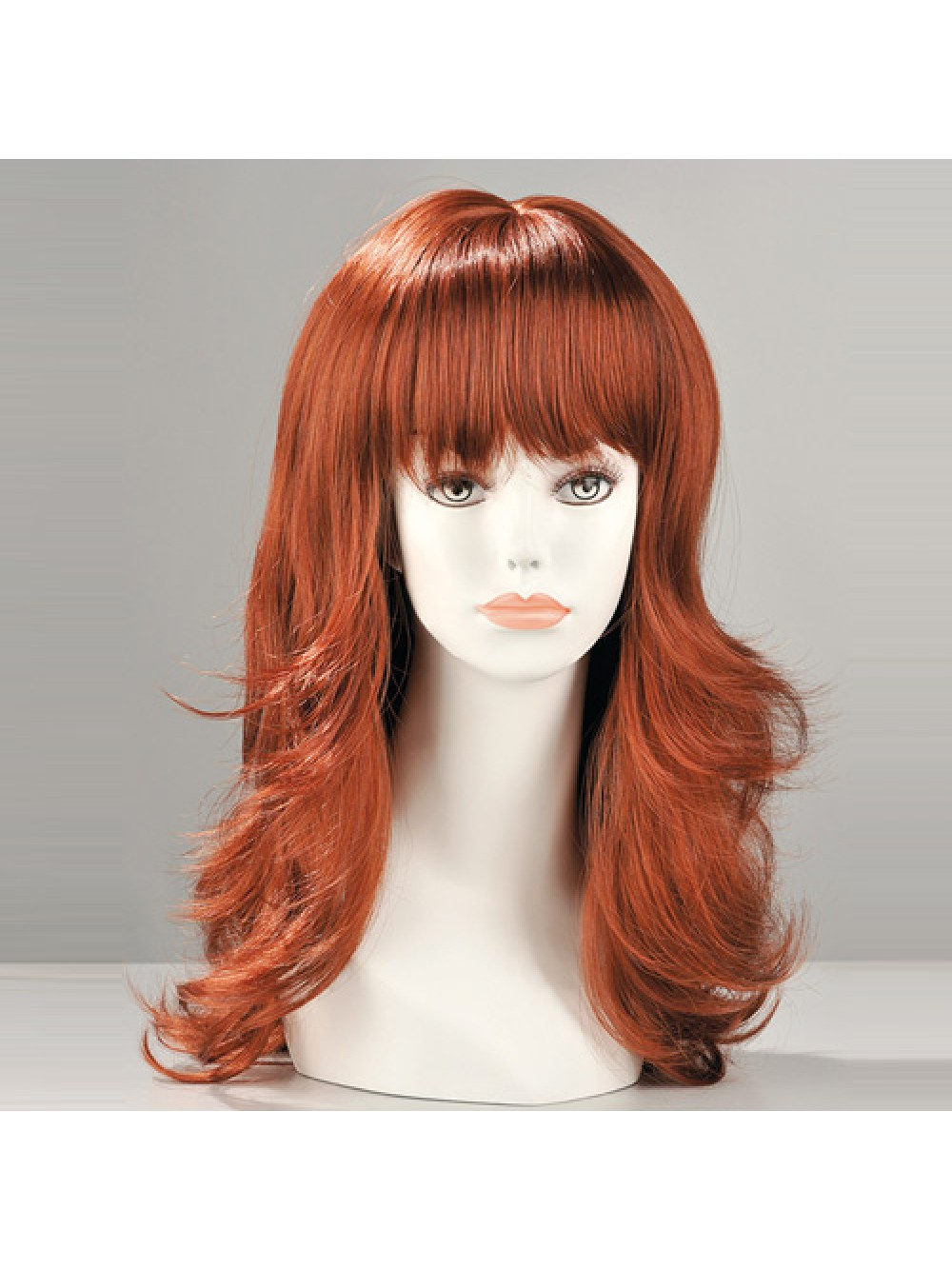 Fiona Red Long Wig 3479225403151