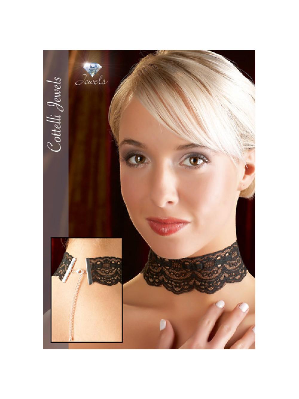 Lace necklace 4024144022106