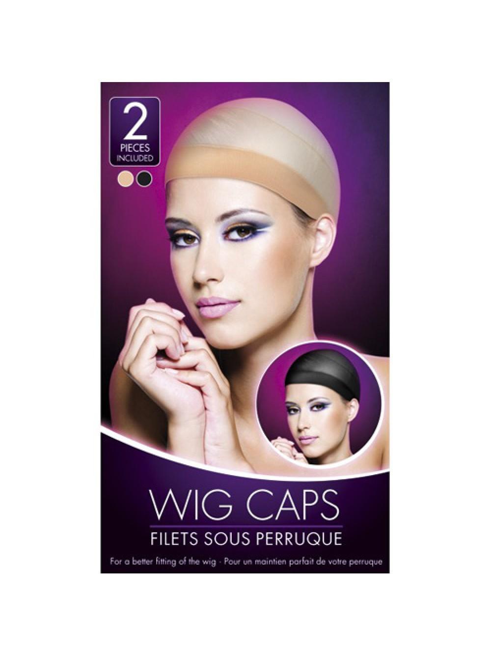 Nude And Black Wig Cap 3479225400006