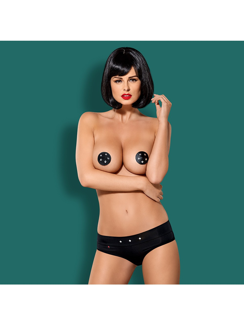 OBSESSIVE GRETIA NIPPLE COVERS 5901688213636
