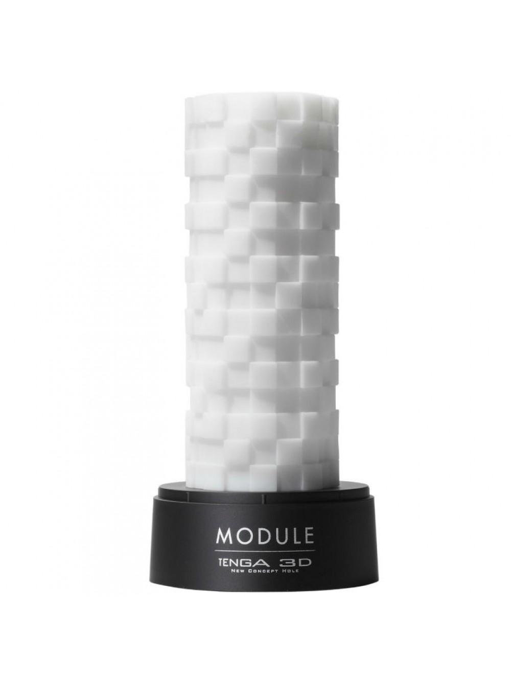 TENGA 3D MODULE SCULPTED ECSTASY 4560220551387