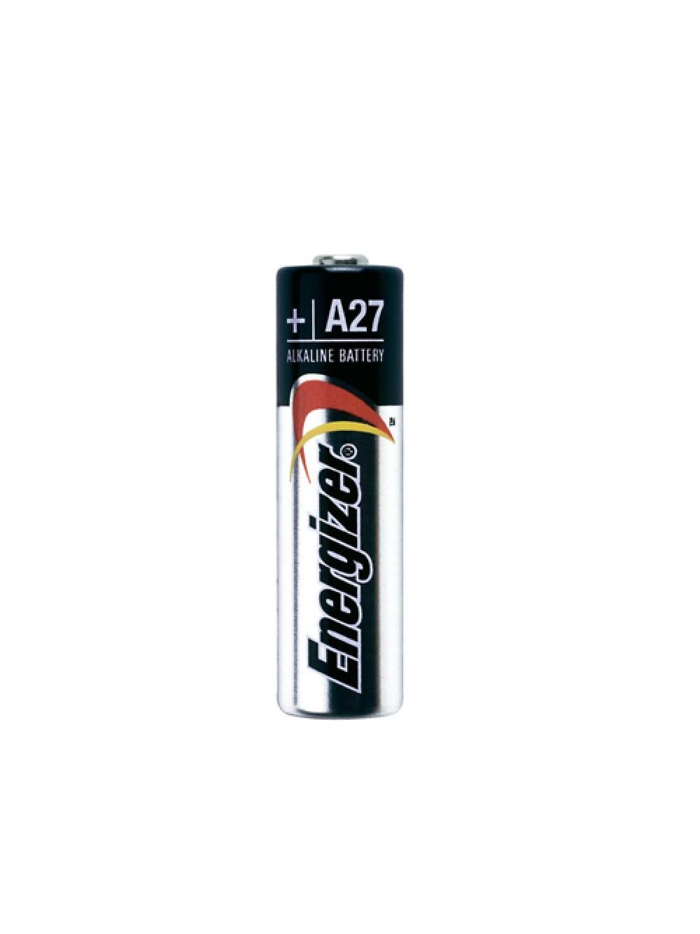 DURACELL-Confezione da 2 pile allarmi e telecomandi MN 27, 12 V, blister da 1