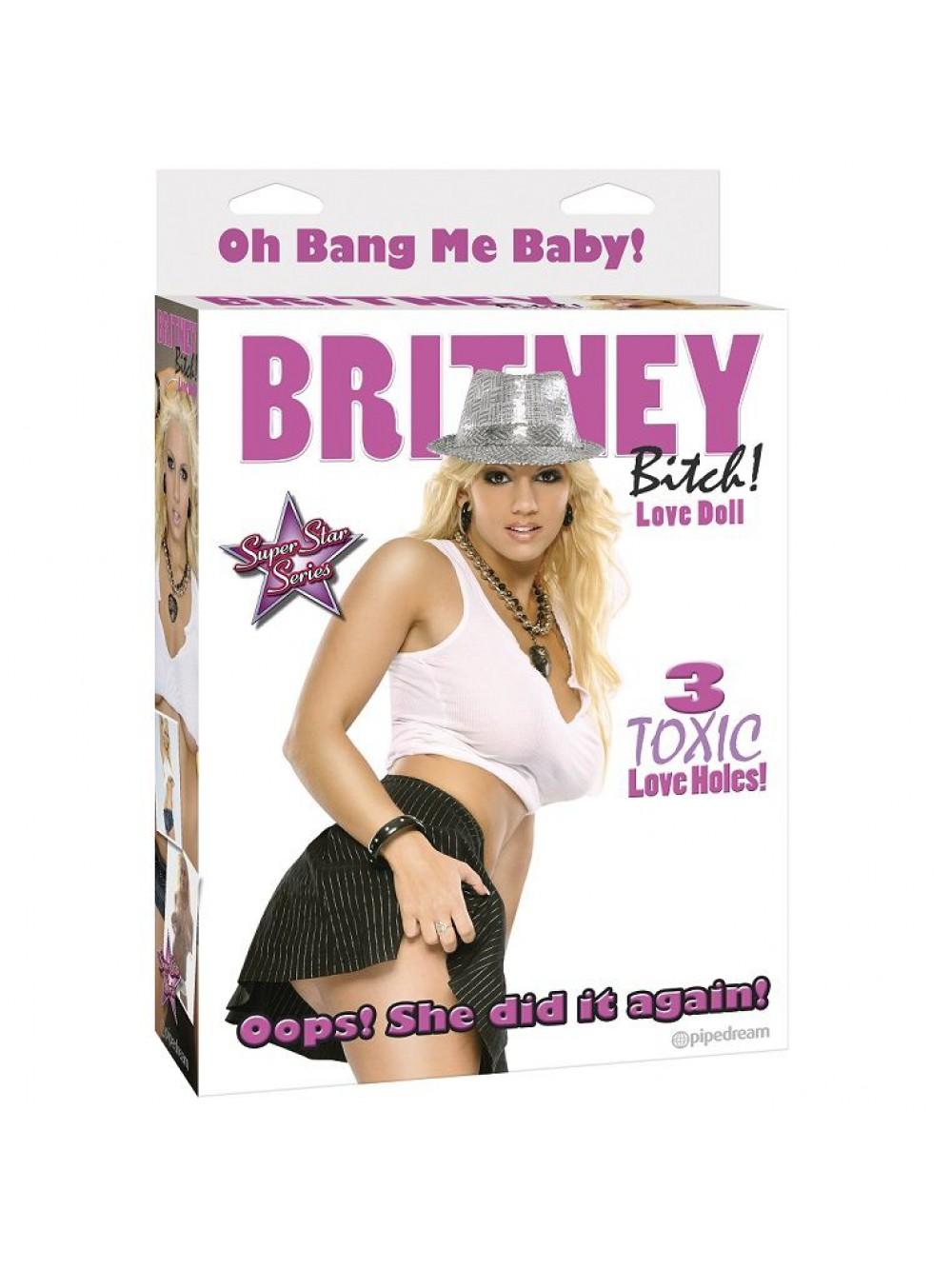 Britney bambola di amore