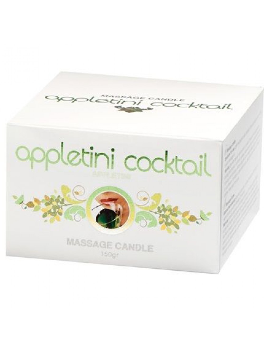 COBECO CANDLE APPLETINI COCKTAIL 150GR