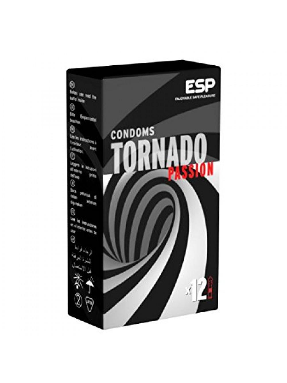 Tornado 12 p.