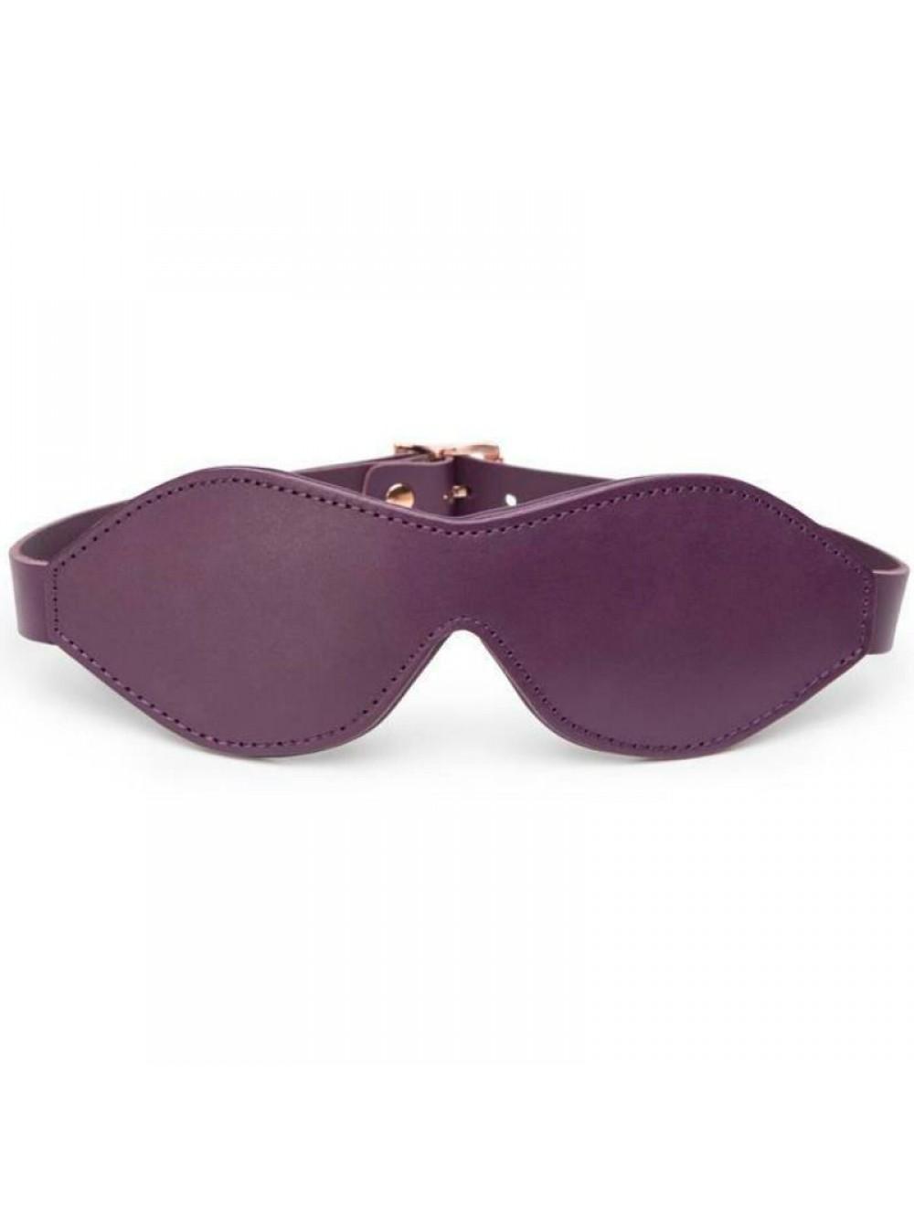 50 Sfumature di Rosso Leather Blindfold
