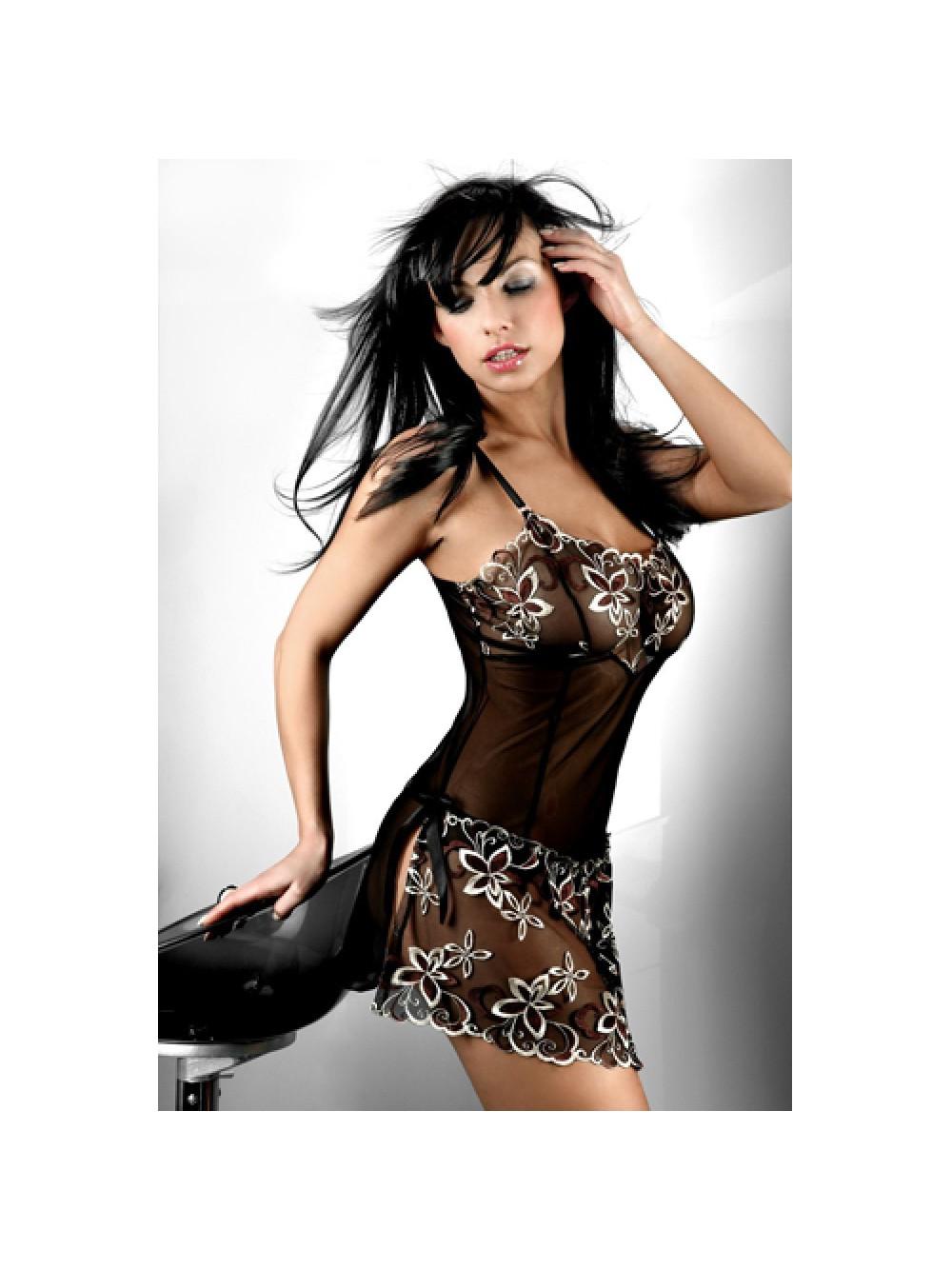 Livia Corsetti S/M, colore: nero, modello Hera Lingerie