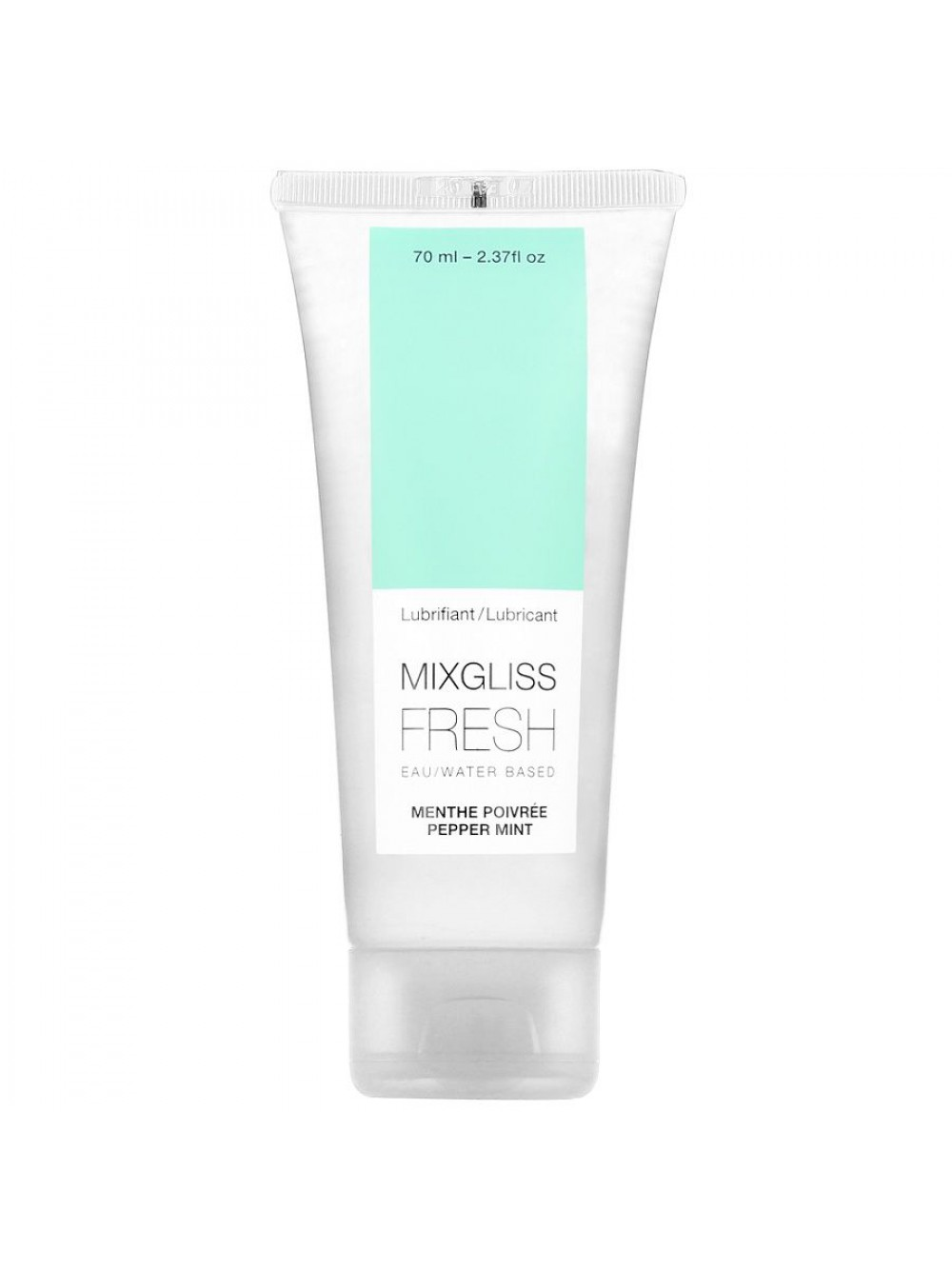 MIXGLISS WATER BASED FRESH PEPPERMINT 70ML