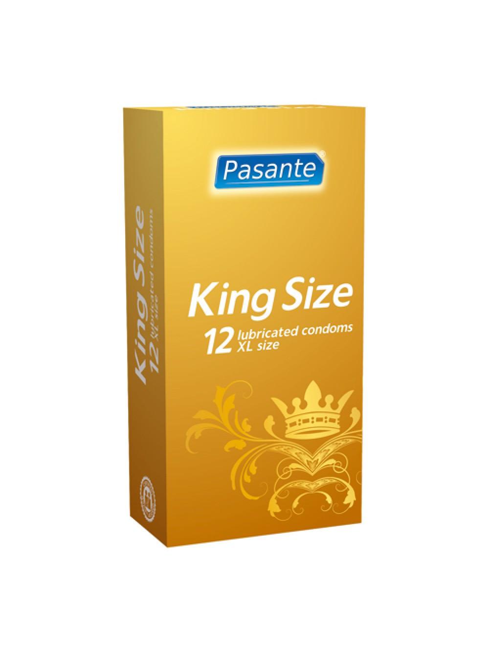 King Size 12 p.