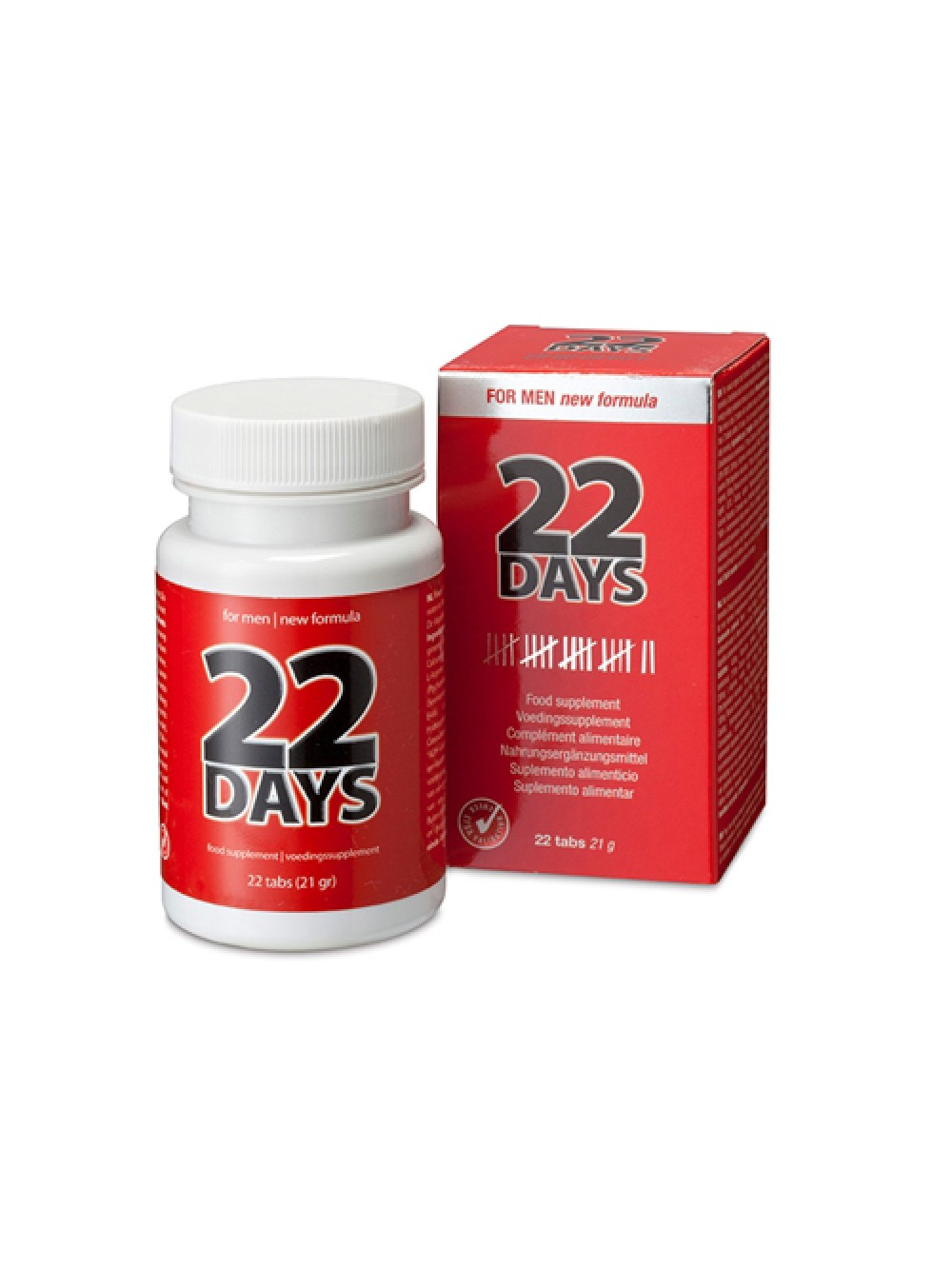 Capsule Sviluppanti 22 Days