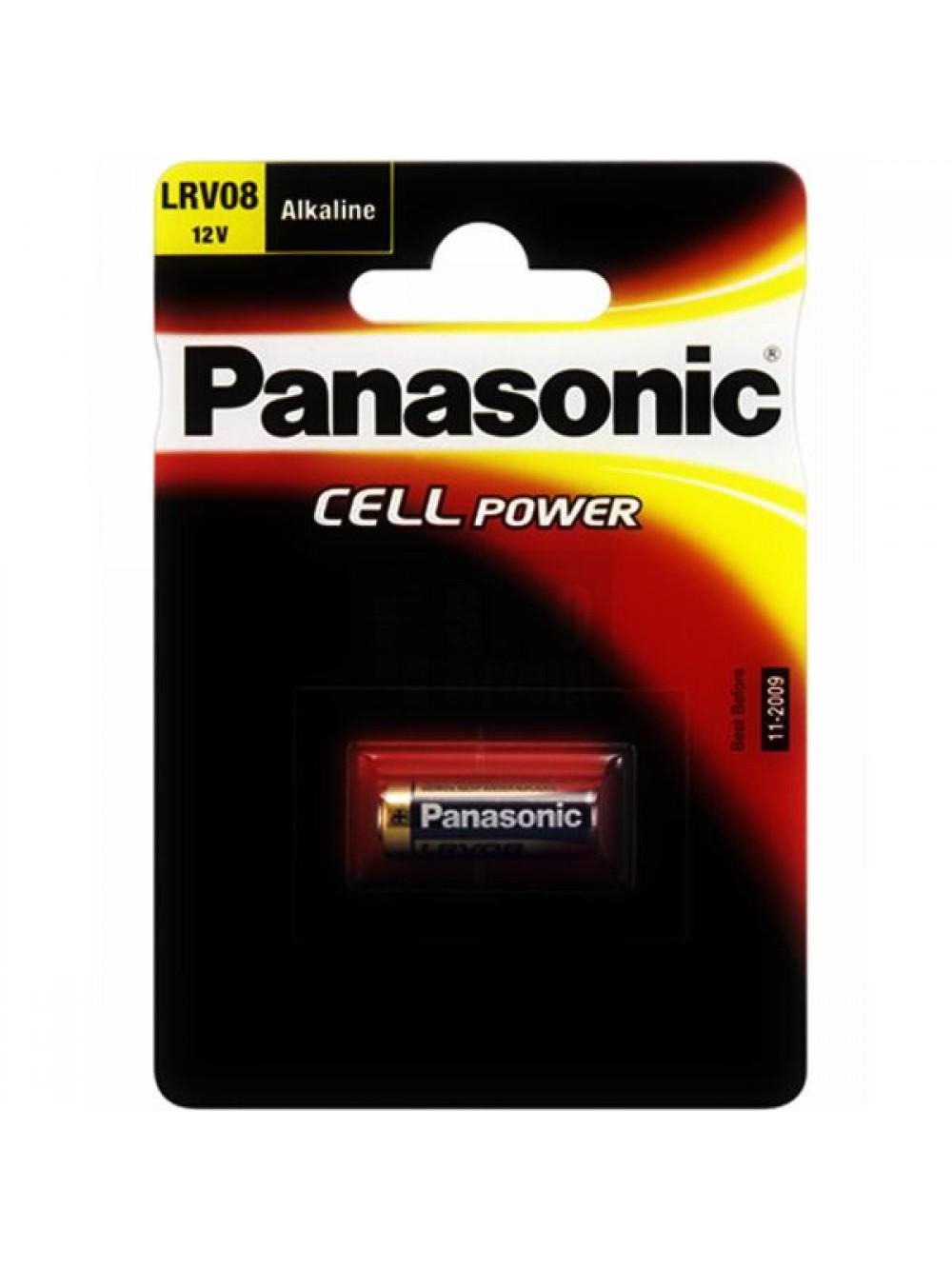 Panasonic Batterie Alkali Photo - - V 23 GA, LR 23, LRV 08, 4223