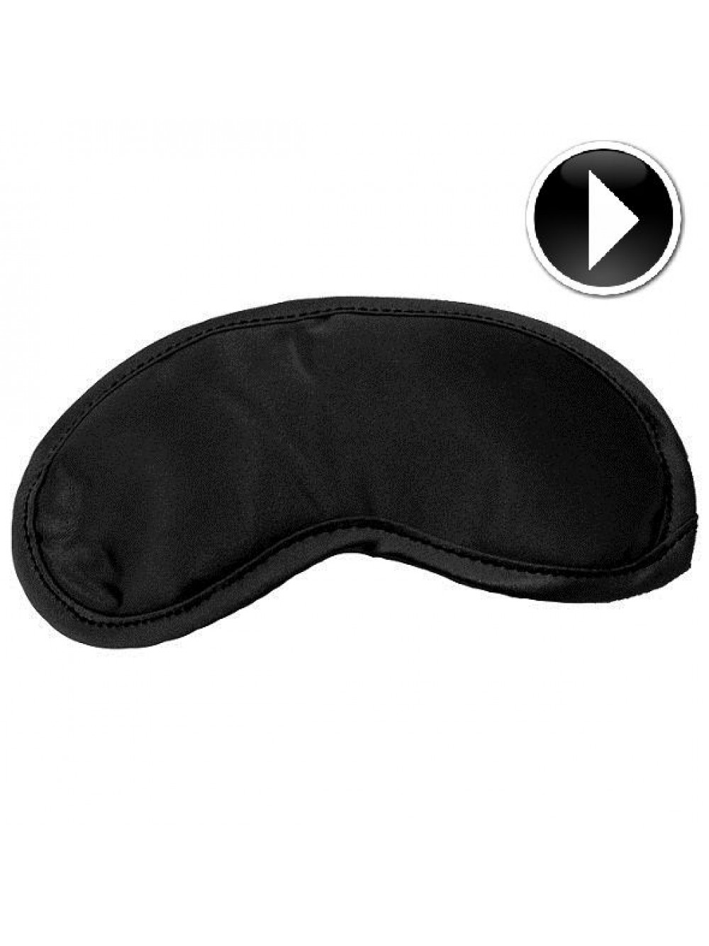 SEX & MICHIEF SATIN BLINDFOLD BLACK,