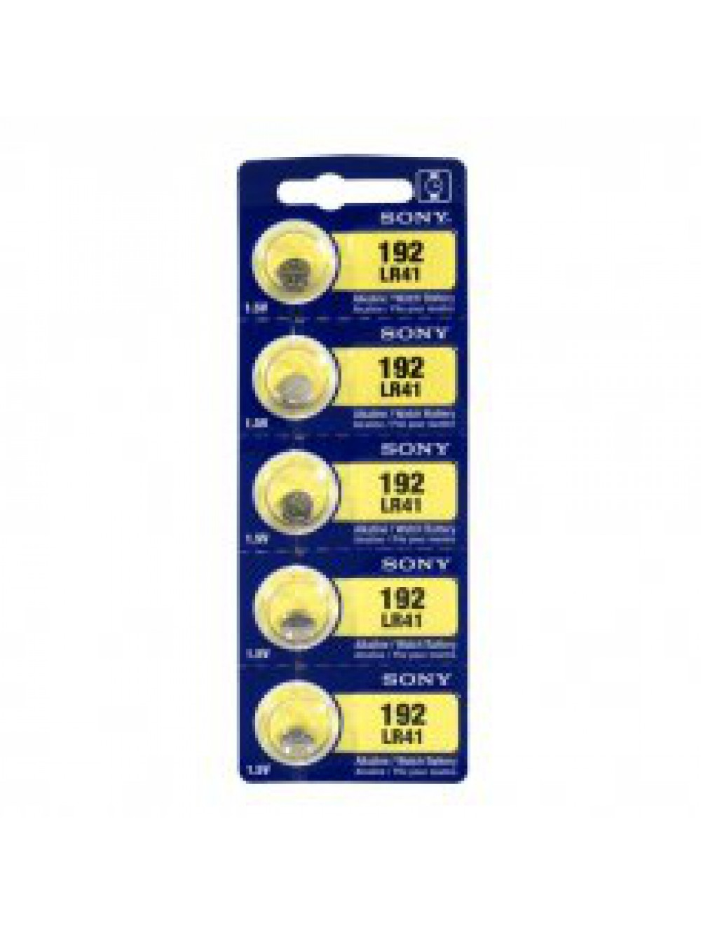 SONY ALK BUTTON1.5V (5 x1) LR 41