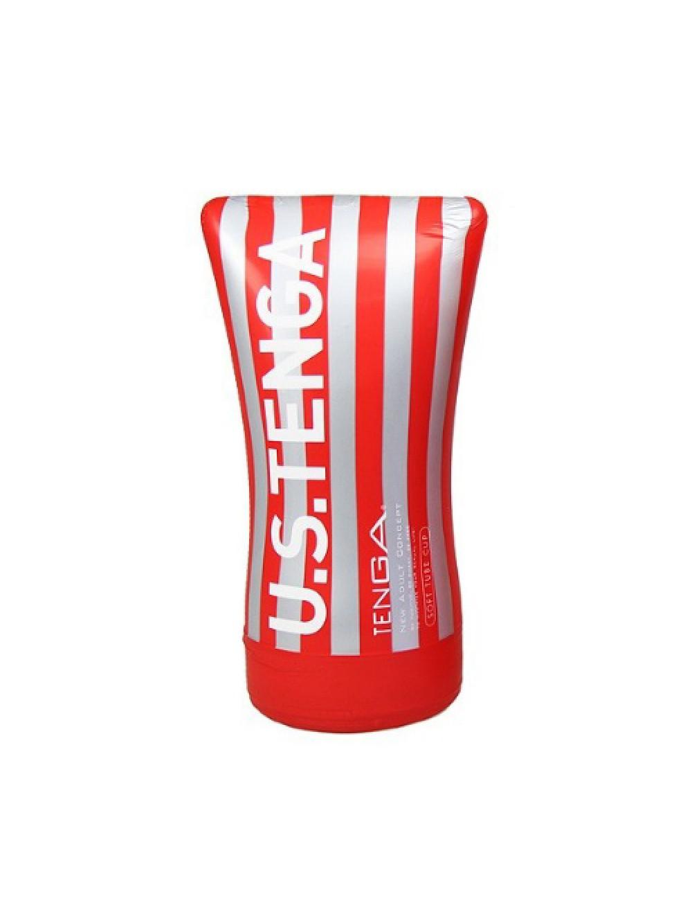 MASTURBATORE TENGA U.S. SOFT TUBE CUP BIG