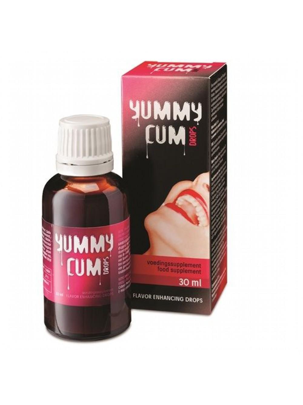 Cobeco Pharma Migliora Il Sapore Dello Sperma Con Yummy Cum!