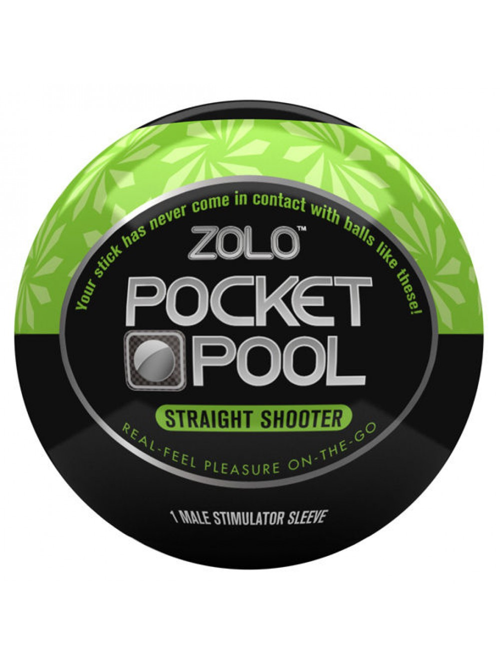 ZOLO POCKET POOL STRAIGHT