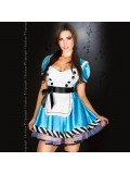 ALICE IN WONDERLAND COSTUME CR-3354 5902012010013