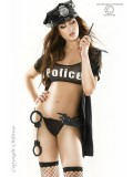 POLICE COSTUME CR-3350 toy