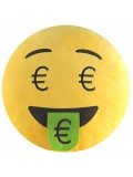 EMOTICONWORLD COJIN EMOTICONO EURO 32 CM 8431234151602