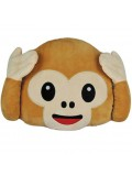 EMOTICONWORLD COJIN EMOTICONO MONKEY 32 CM 8431234151626