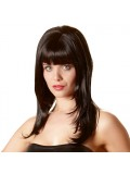 Long Black Wig 4024144779192