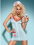 OBSESSIVE DOCTOR WITH STETHOSCOPE COSTUME 5900308559222