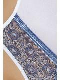 PASSION ELENI BODY WHITE & BLUE L/XL 5908305921233 photo
