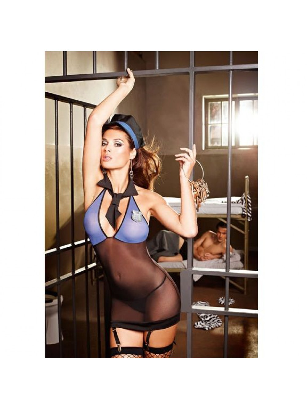BACI DREAMS SEXY SARGENT SET 4890808123737