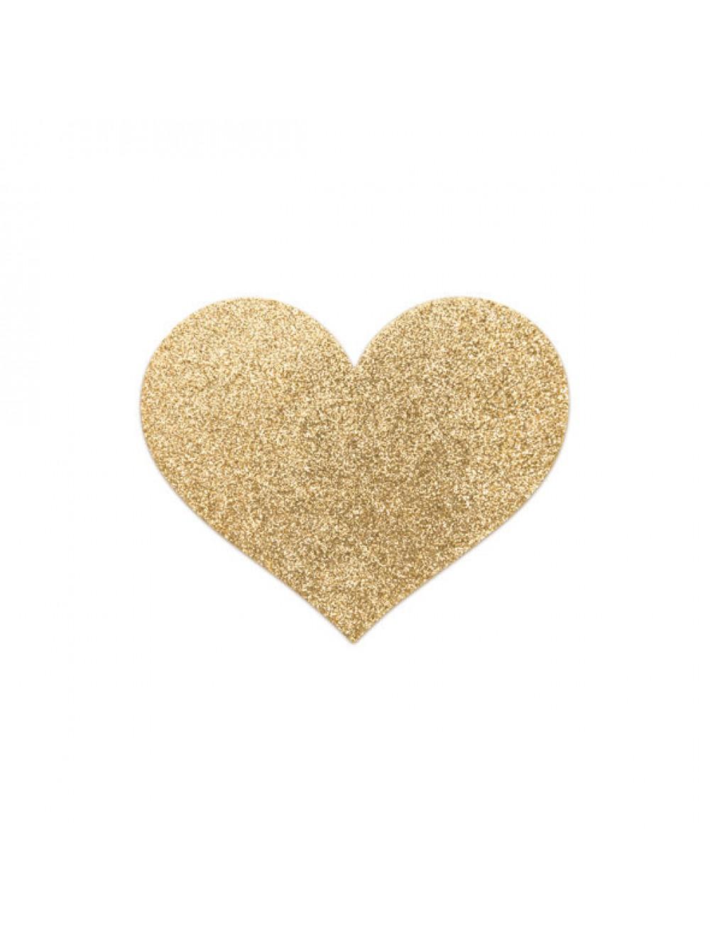 BIJOUX INDISCRETS FLASH HEART GOLD 8437008002798