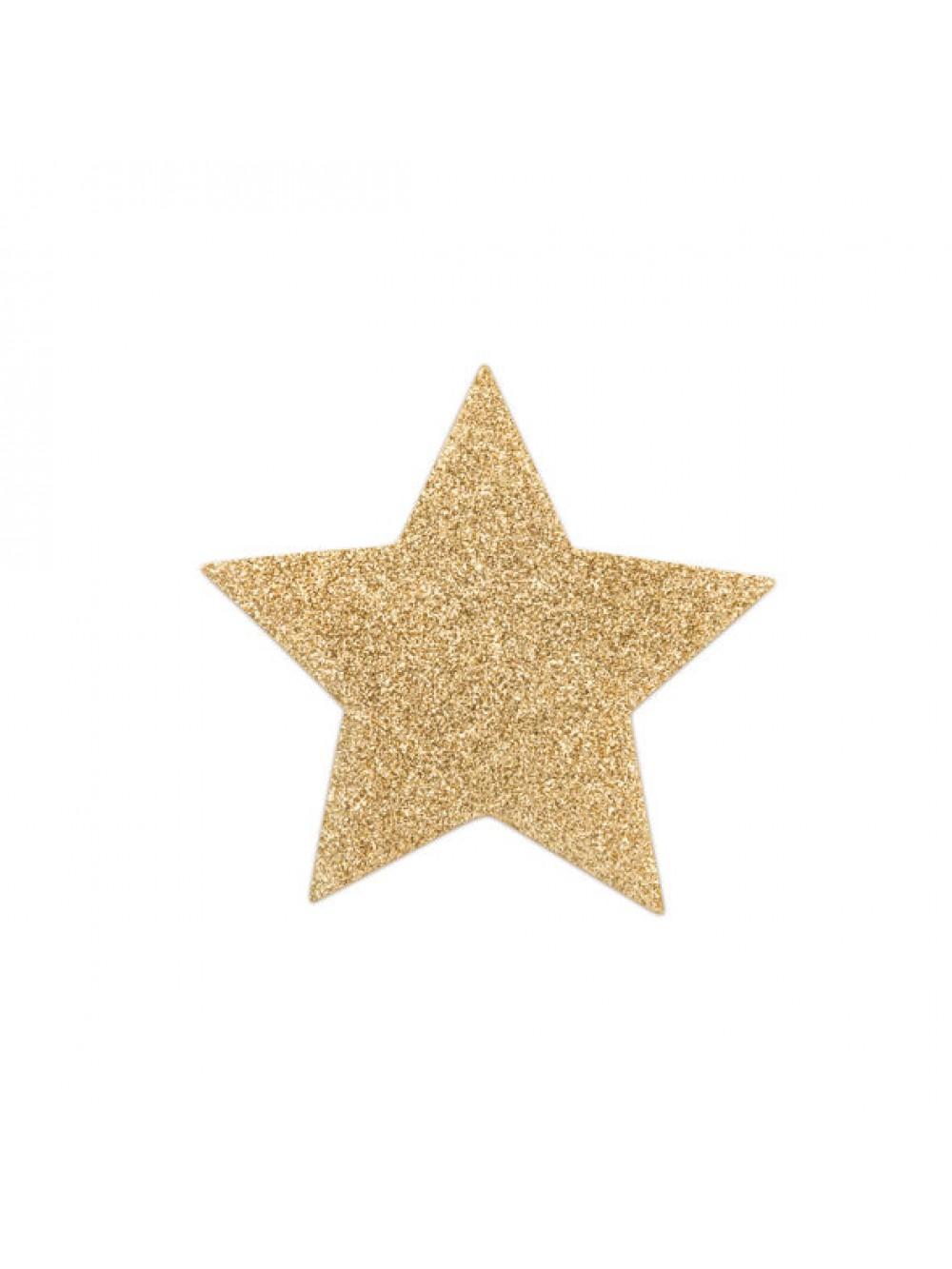 BIJOUX INDISCRETS FLASH STAR GOLD 8437008002804