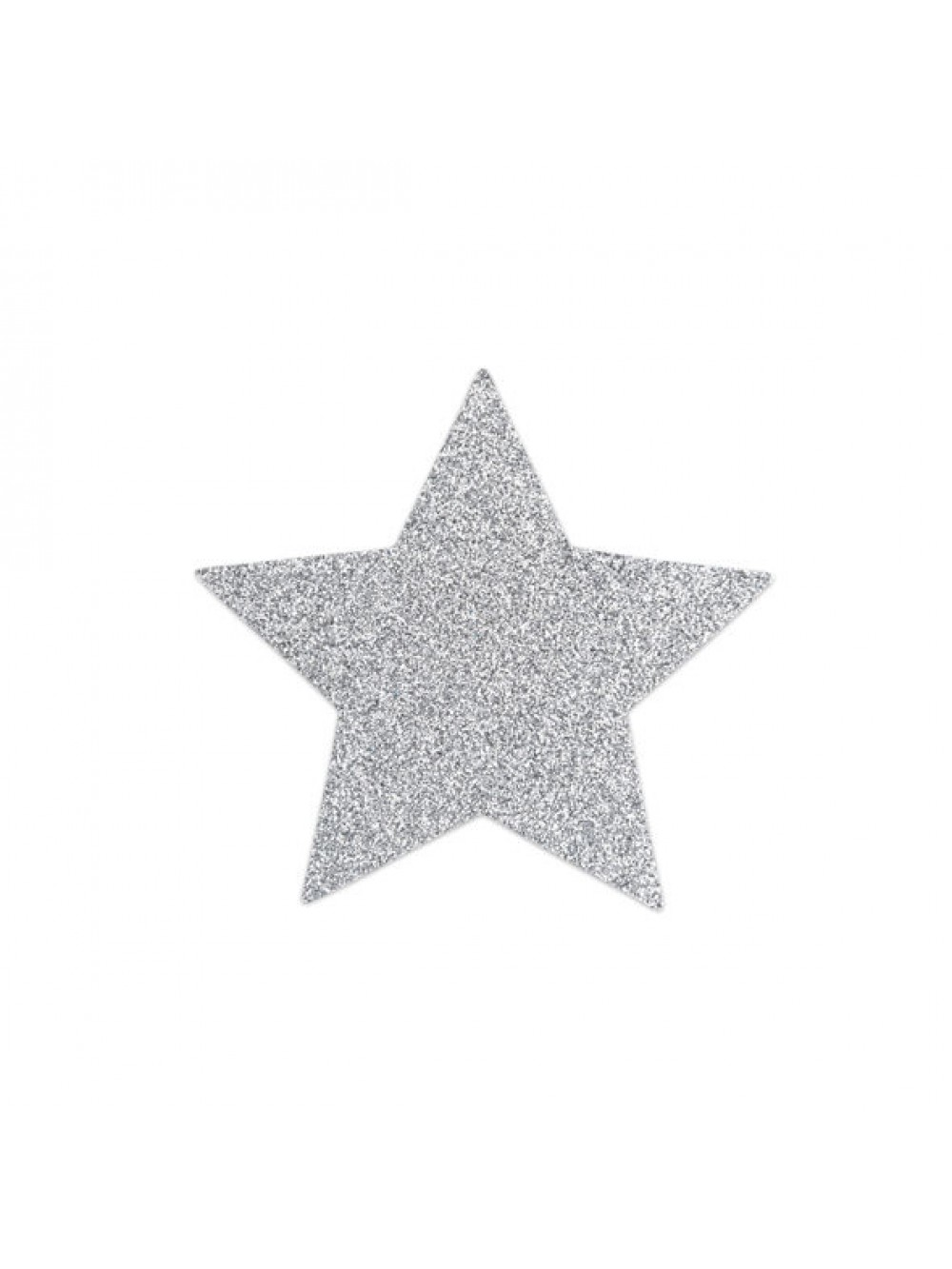 BIJOUX INDISCRETS FLASH STAR SILVER 8437008002774