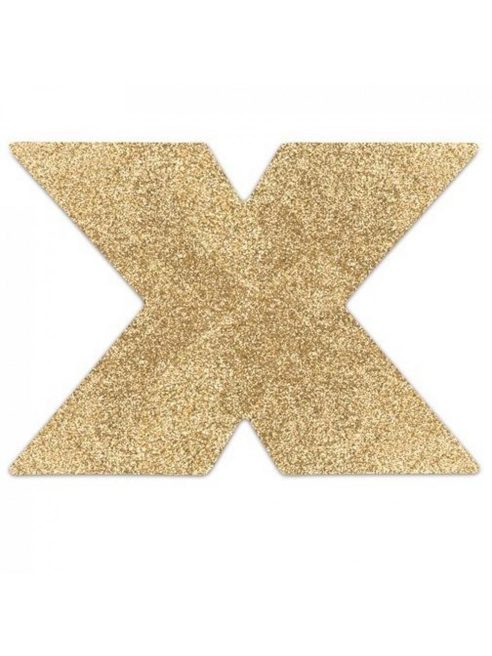 BIJOUX PEZONERAS FLASH CROSS GOLD 8437008003702