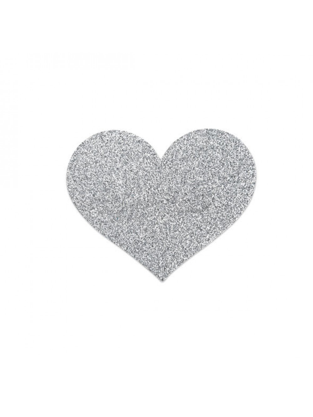 BIJOUX PEZONERAS FLASH HEART SILVER 8437008002767