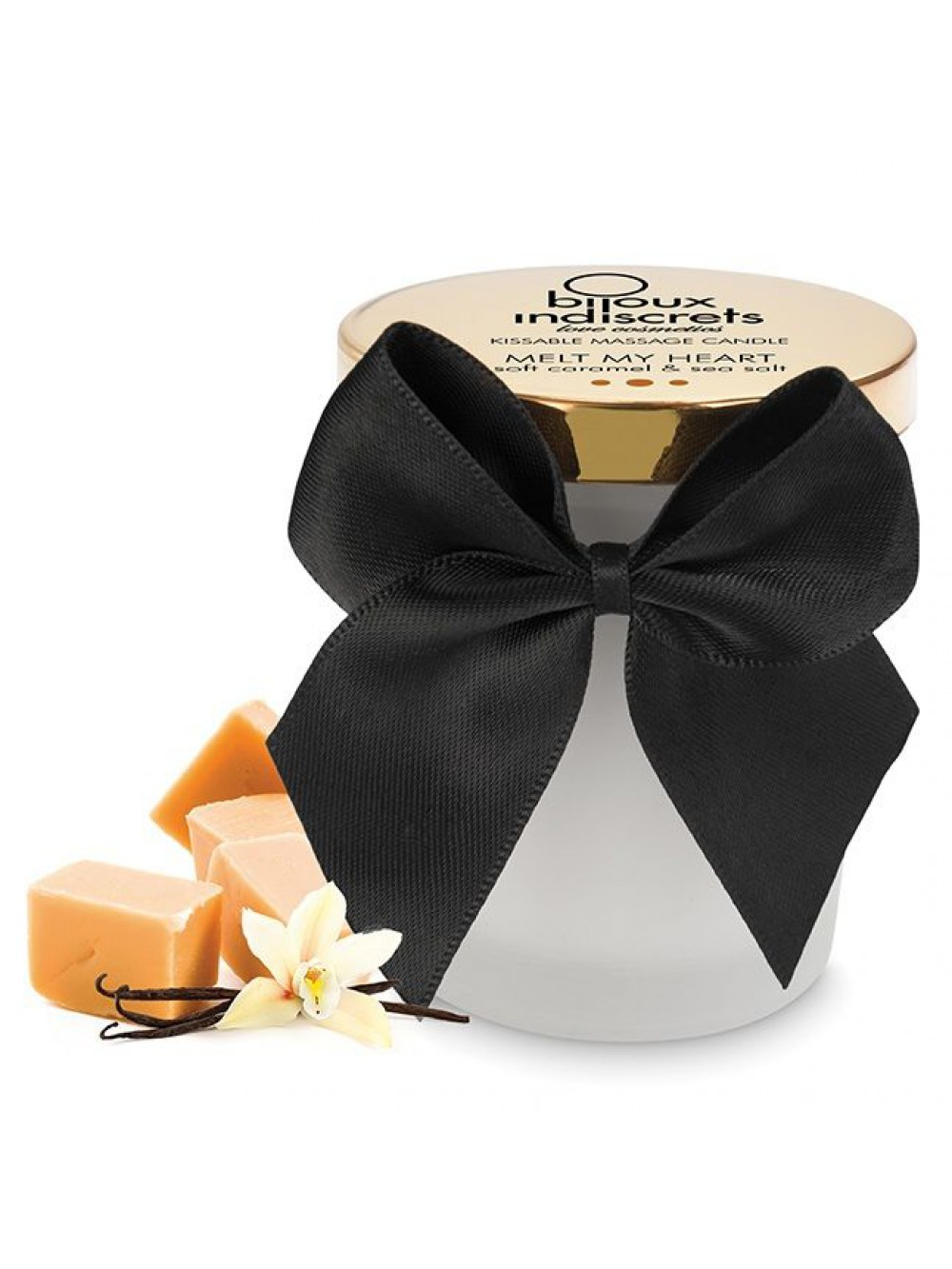 BIJOUX SOFT CARAMEL MASSAGE CANDLE 8436562010393