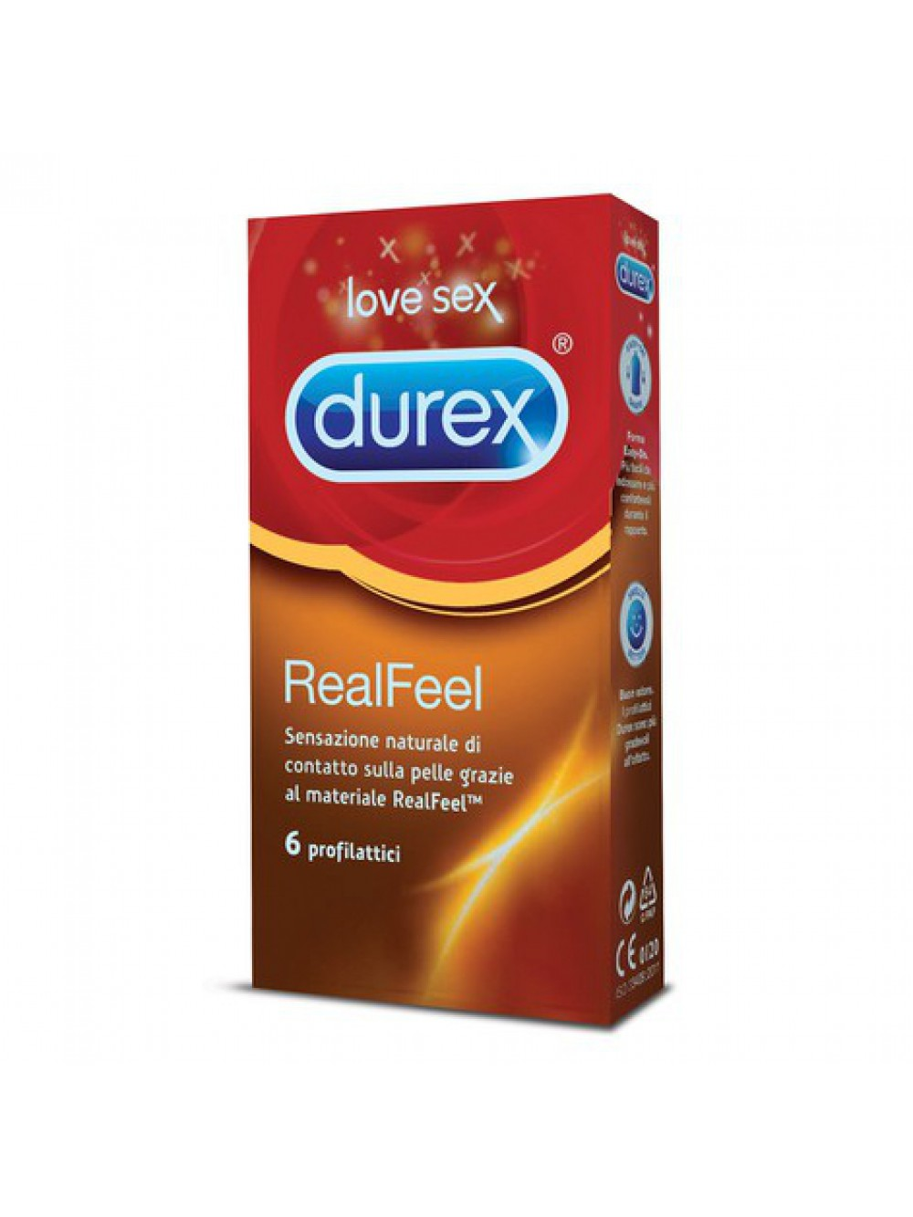 Durex Real Feel 5052197024180