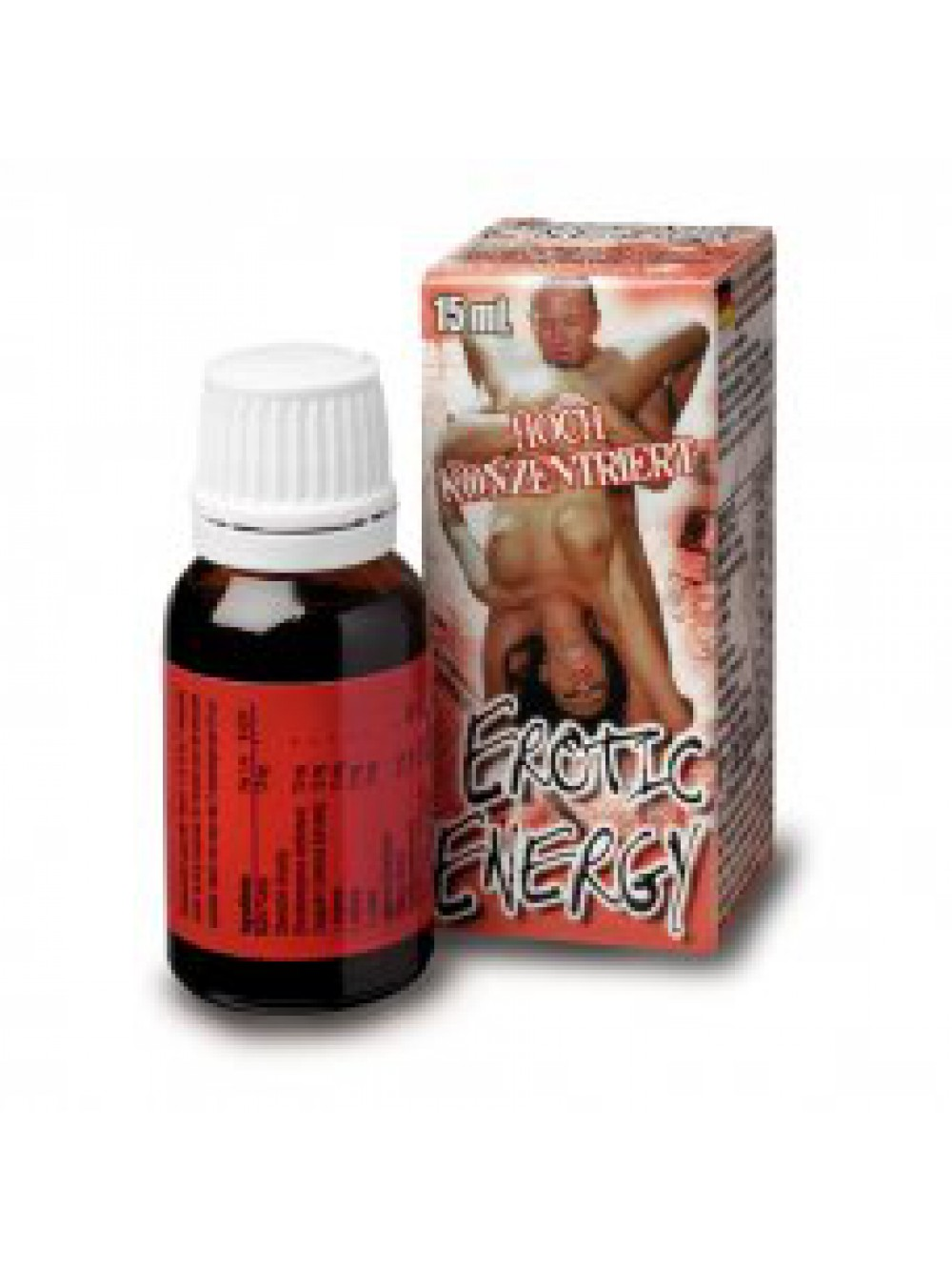 EROTIC ENERGY 15 ML 8713221158819