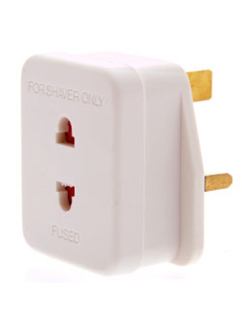 EU To UK Plug Adapter 5015972038499