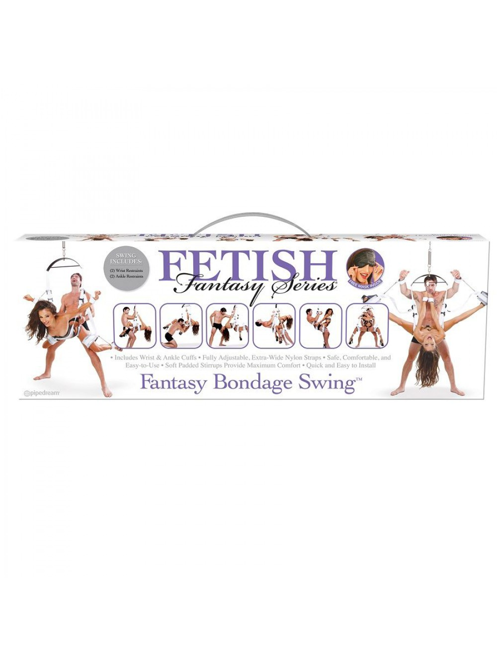 FETISH FANTASY FANTASY BONDAGE SWING 603912309577