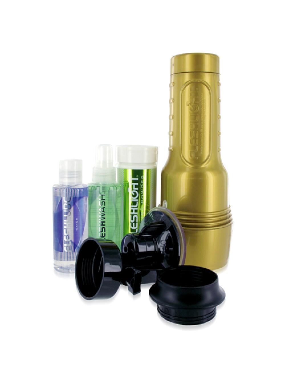 Fleshlight Stamina Training Unit STU Value Pack 810476019532