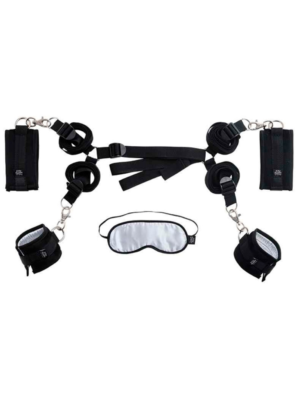 Hard Limits - Under The Bed Restraints Kit 5060108819411