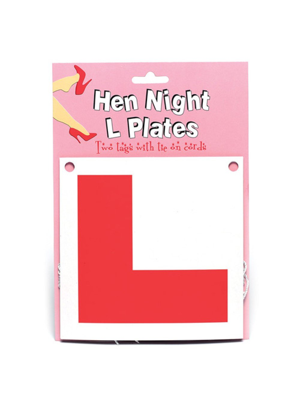 Hen Night L Plates 5022052023085