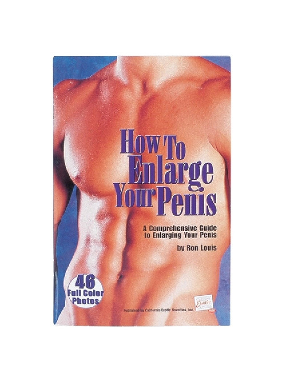 How to Enlarge Your Penis Book 716770015471