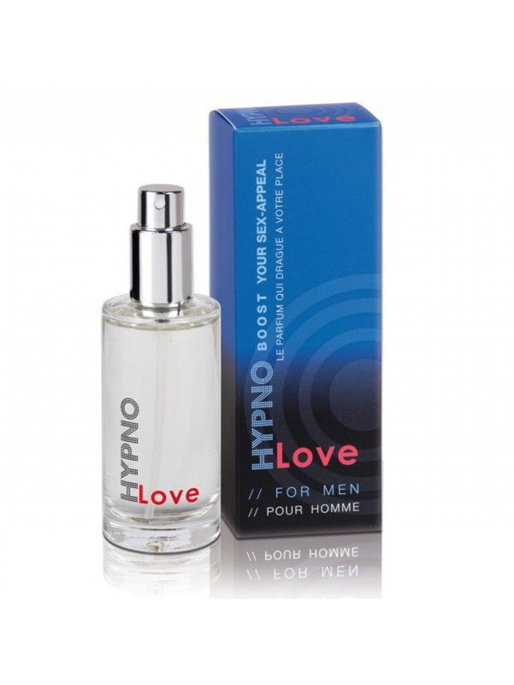 HYPNO LOVE BOOST YOUR SEX APPEAL FOR MEN 3548960020210