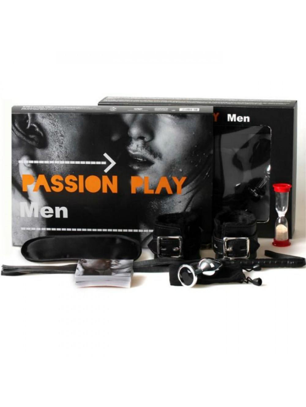 JUEGO PASSION PLAY  GAY MEN FEMARVI 8435097536019