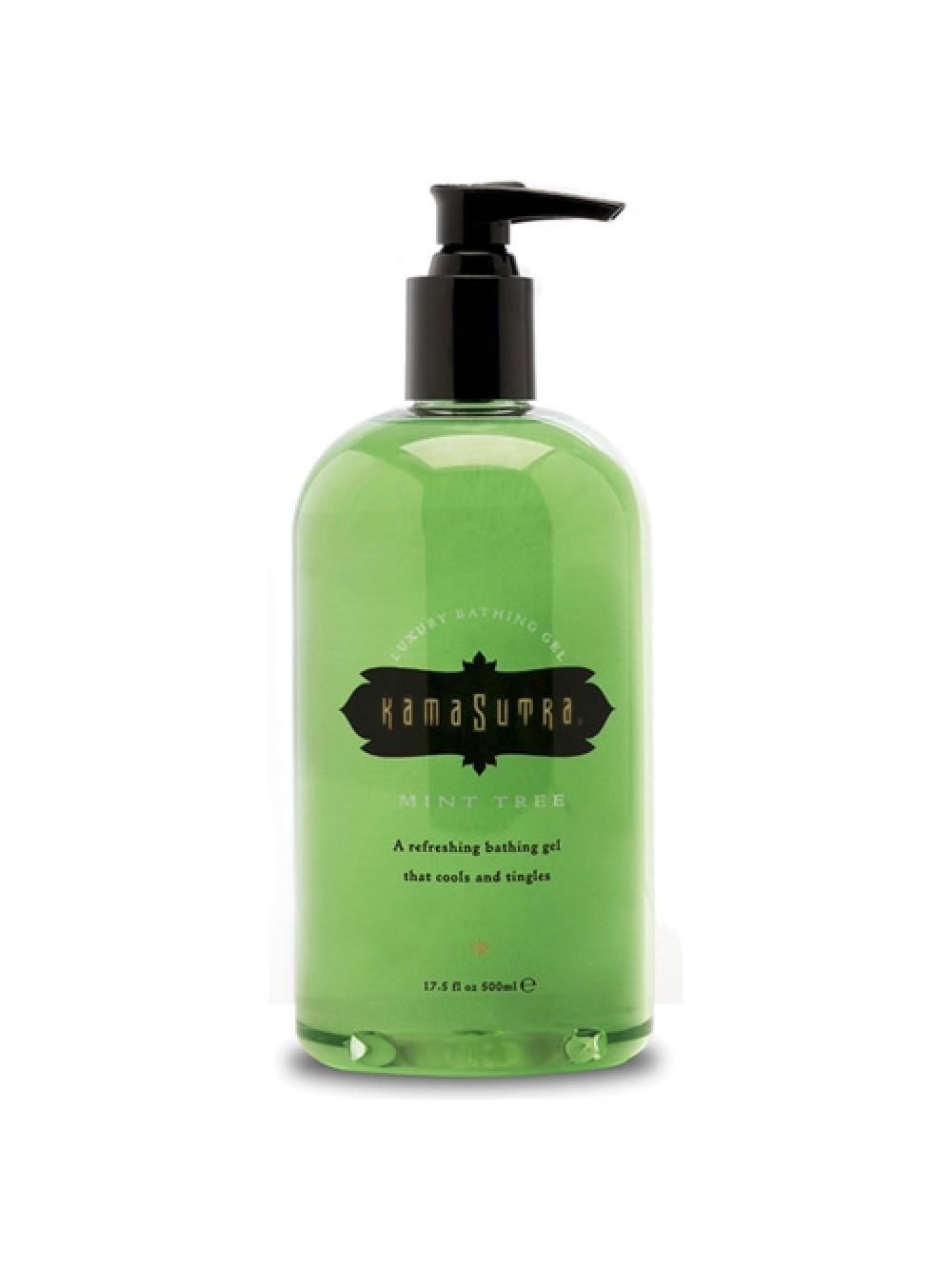 Kama Sutra Luxury Bathing Gel Mint Tree 500ml 739122000093