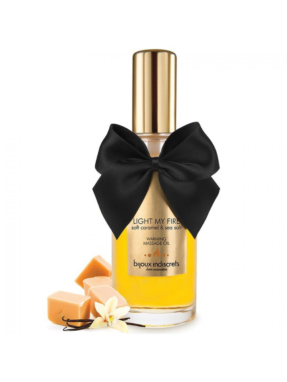 LIGHT MY FIRE SOFT CARAMEL WARMING OIL 8436562010461